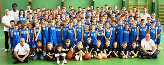 Photo de groupe - Saison 2012 - 2013