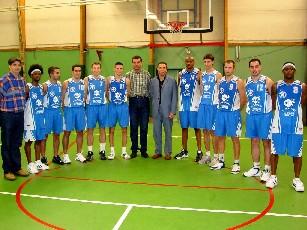 L'historique du basket  à Quincié-en-Beaujolais SM1-0203bis