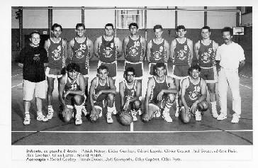 L'historique du basket  à Quincié-en-Beaujolais SM1-9192bis