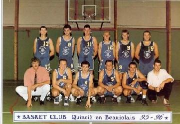 L'historique du basket  à Quincié-en-Beaujolais SM1-9596bis